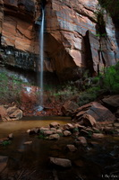 Water Fall, Upper Emerald Pools